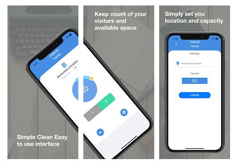 App per Conteggiare le Persone in Negozio o in un Locale