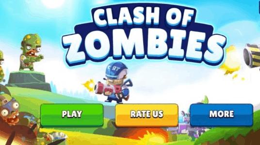 Clash Of Zombies - App Di Giochi Gratis di Zombie
