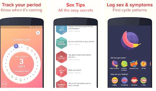 eve Le Migliori App Android per il Ciclo Mestruale Gratis e Non