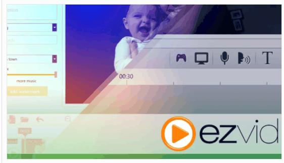 ezvid video recorder free